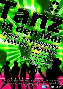 Tanz in den Mai Party 2011