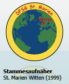DPSG St. Marien Witten Stamesaufnäher