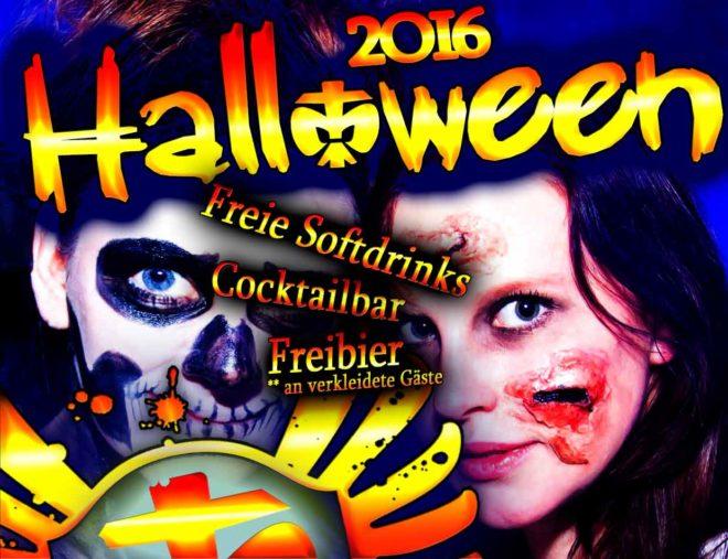 Halloween 2016 mit den Wittner Pfadfindern